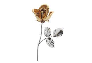 Rosa 11 cm bocciolo oro