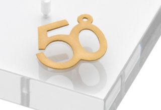 Base 50° – 3ª misura