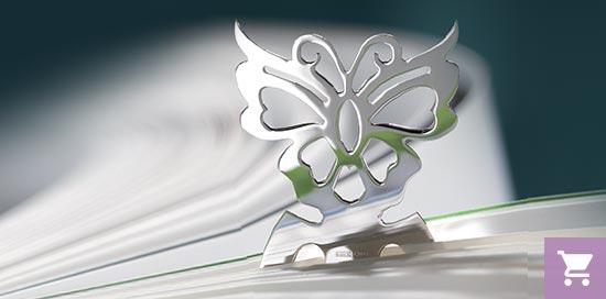 Segnalibri d'argento